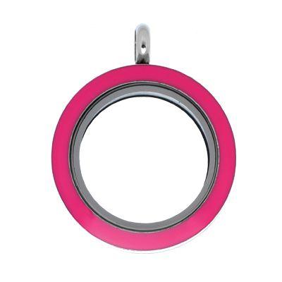 Pink Locket #LilyAnneDesigns #Locket #MissLilyCollection #LittleLady