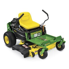 John Deere Z335e 20-Hp V-Twin Dual Hydrostatic 42-In Zero-Turn Lawn Mo