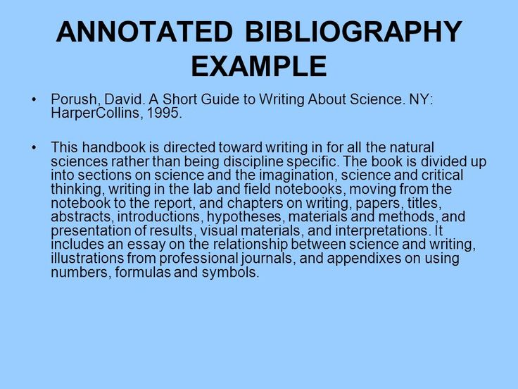 annotated bibliographies for capstone project Exclusive guide on how to write an annotated bibliography - which refers to a list of citations for various scholarly journal articles, books and other academic sources on a topic that will be used either thesis writing, dissertation paper or a capstone research project.