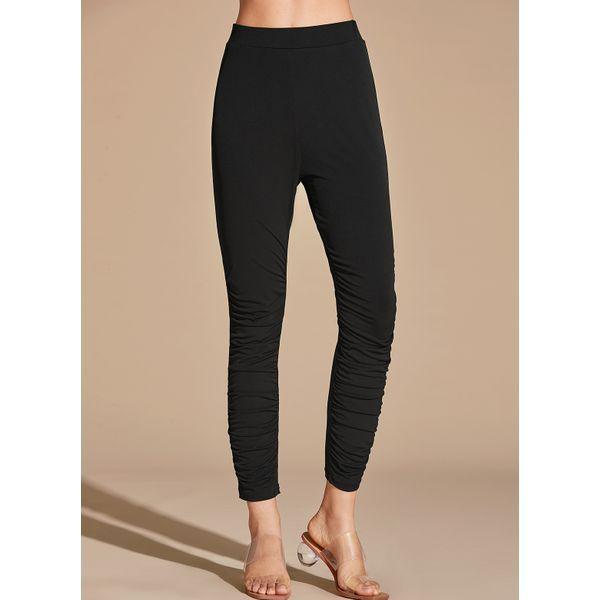 FloryDay / Kvinder Plus Størrelse Bukser Tætsiddende (01745431449)