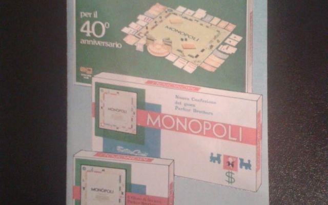 Editrice Giochi - tutte le proposte del catalogo 1976! #giochi #giochidisocietà #monopoli