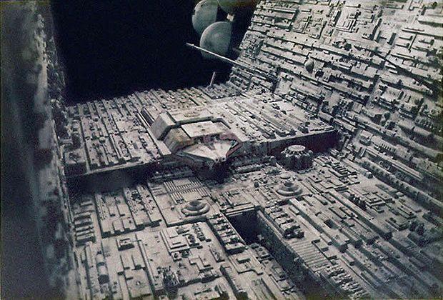 «Чужой»: тридцать лет спустя - Мир 3D