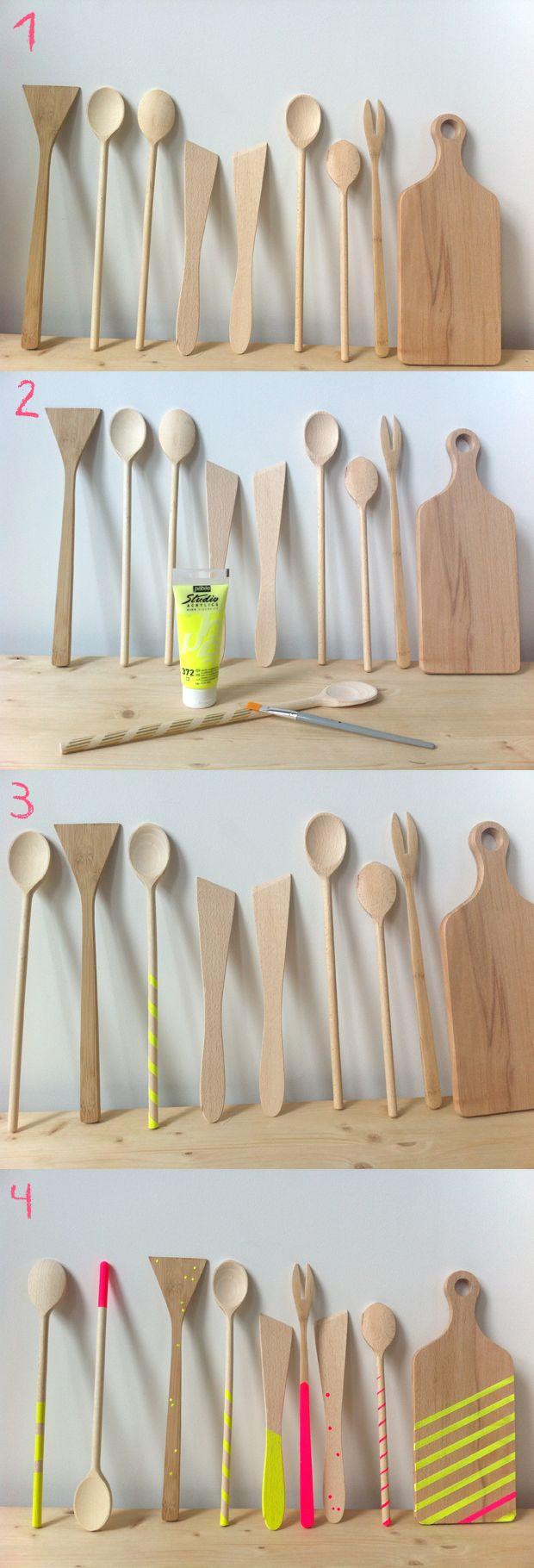 La semaine LA CERISE SUR LE GATEAU continue sur LaitFraiseMag avec de nouvelles idées DIY: des couverts arty par Anne Hubert!!  http://laitfraisemag.fr/2013/06/diy-des-ustensiles-de-cuisine-arty-par-anne-hubert/