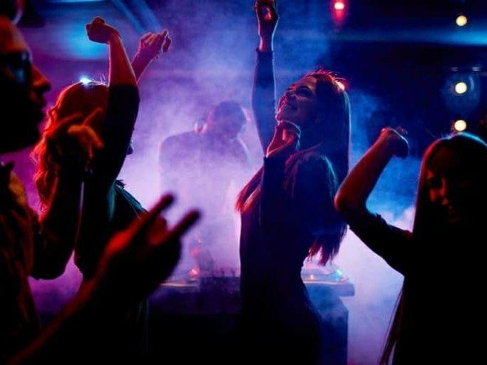 Ночные клубы подростковые клубы 90 х москва