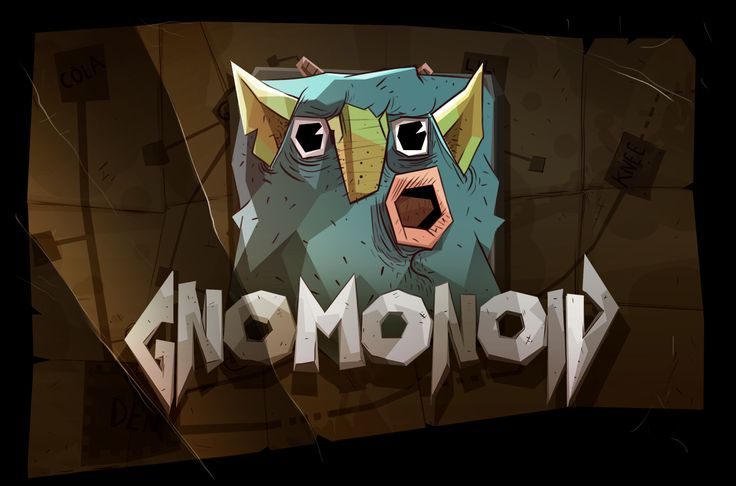 """Check out this @Behance project: """"Gnomonoid"""" https://www.behance.net/gallery/49359655/Gnomonoid"""