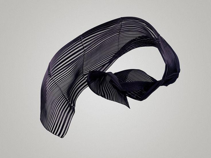 black satin scarf. 100% silk. make it yours @ www.tsiakiris.gr