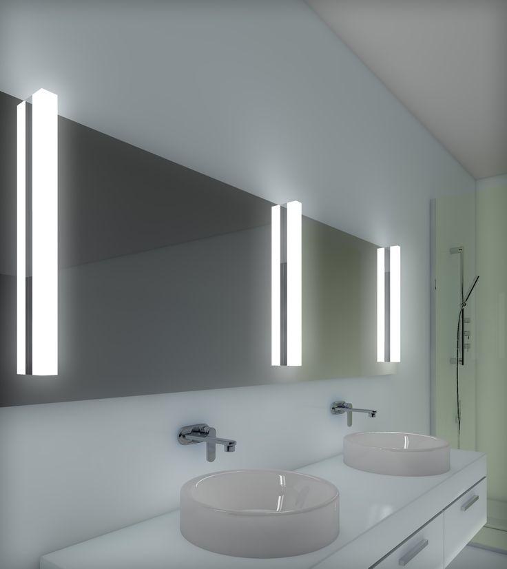 die besten 25 badlampen ideen auf pinterest badezimmer beispiele kleines bad gestalten und. Black Bedroom Furniture Sets. Home Design Ideas
