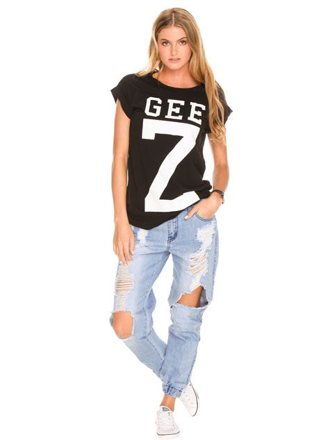 All About Eve Geez T-shirt from City Beach Australia