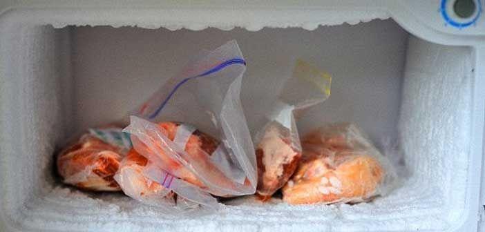 Gıdalar Buzlukta Ne Kadar Saklanır?