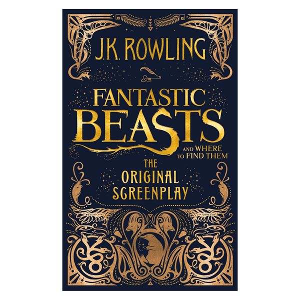 Harry Potter - Fantastic Beasts and Where to Find Them: The Original Screenplay - ZiNG Pop Culture