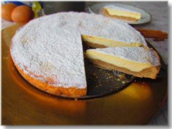Italian style cheesecake