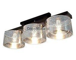 Lampa sufitowa - Wero Design - Plafon Malaga - 012 Silver