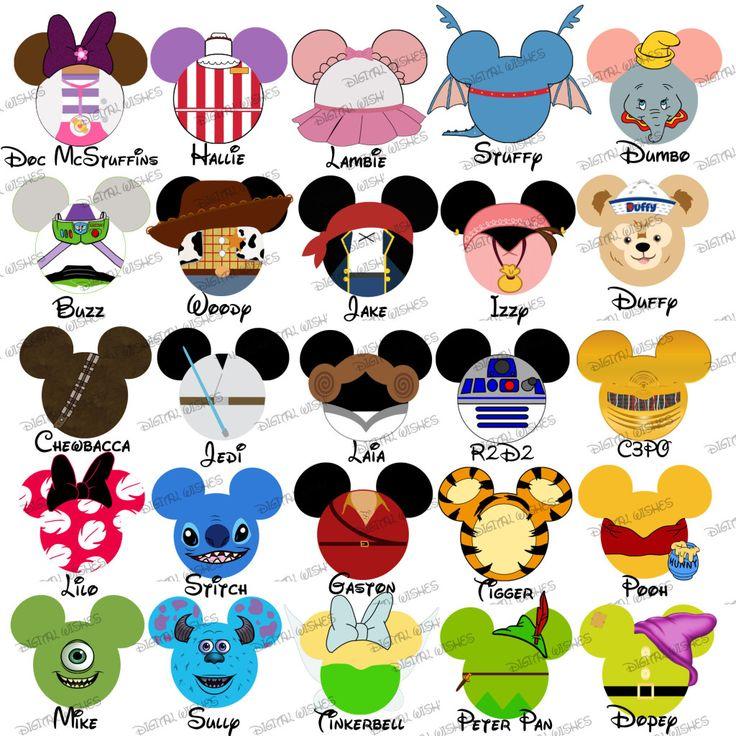 25 Unique Disney Family Ideas On Pinterest