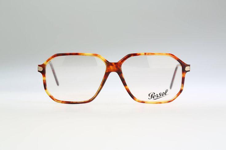 Persol Ratti  9102 B  / 80s / Vintage eyewear / NOS / Legendery designer eyeglasses by CarettaVintage on Etsy