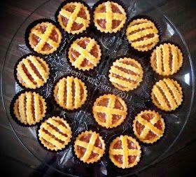 Bahan :   Kulit pie :  - 300 gr tepung terigu protein sedang  - 150 gr margarine/butter  - 5 sdm gula halus  - 1/2 sdt garam  - 2 kuning te...