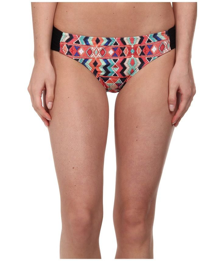ELLA MOSS ELLA MOSS - MARRAKECH TAB SIDE PANTS (MULTI) WOMEN'S SWIMWEAR. #ellamoss #cloth #