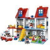 LEGO Duplo Set 5795 Big City Hospital ** Check this awesome product by going to the link at the image.
