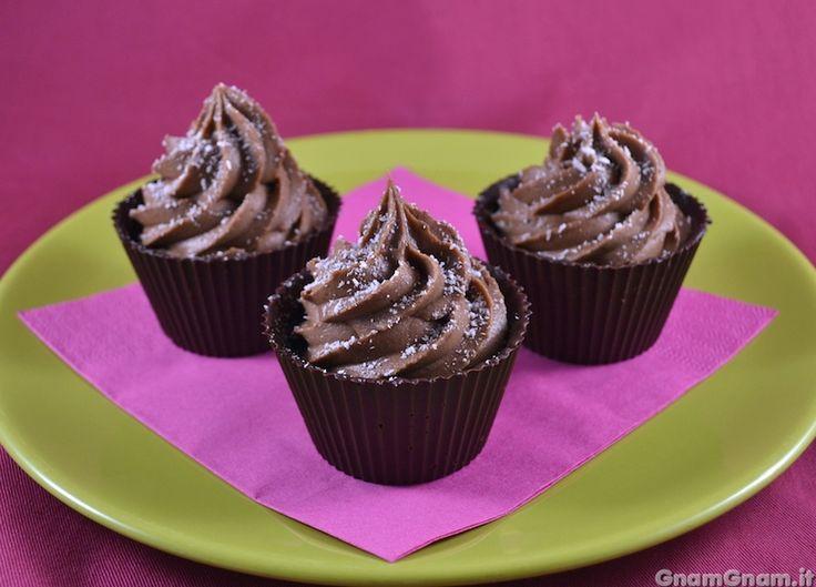 Scopri la ricetta di: Cestini di cioccolato