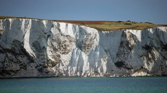 White Cliffs of Dover, England. Leave from Victoria, St. Pancras or London Bridge and take the 1.5 hour train ride to this beautiful escape!