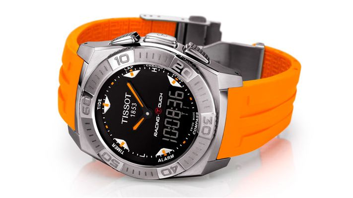 Trendy sport watches for men. #Style #Watch #Trendy #Fashion #Sports #Wear #Tissot #Blancpain #Casio #Timex