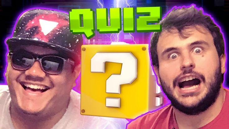 ROLANDINHO vs SANIN PLAY - QUIZ! (PIPOCA DE PIMENTA/TORTA NA CARA)