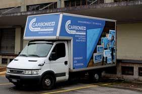Carbonie Entreprise Umzugsfrima in KOENIZ, günstige Preise, Umzug Offerte online, Umzugshelfer zu Ihren Diensten.