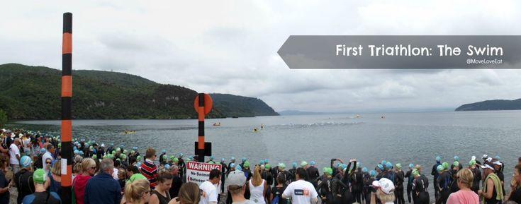 First Triathlon Recap - Tri Series Kinloch 2015 - Move Love Eat - Health and Fitness Blogger