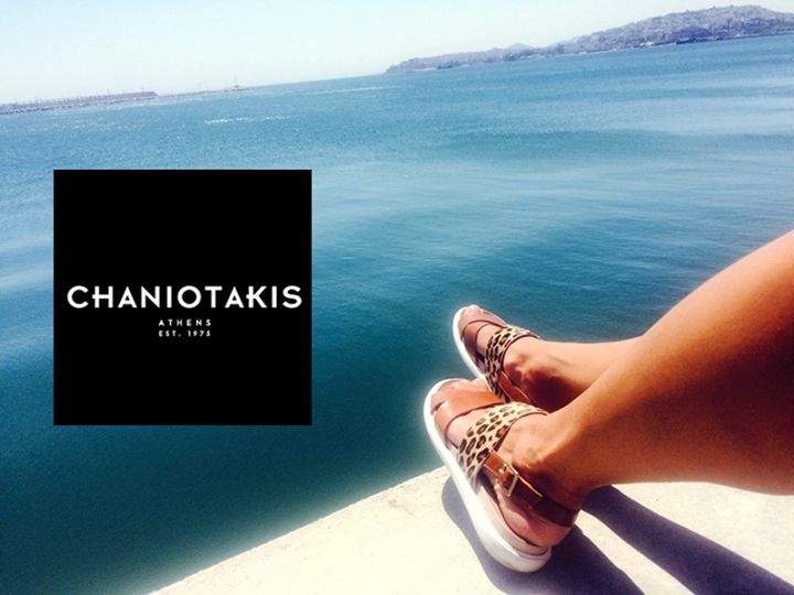 """We have our own """"selfie"""" way! If you want to share your Chaniotakis Shoes style, send your pictures at info@chaniotakis.gr #selfie #my_chaniotakis #chaniotakis #shoes #summer #fussbett"""