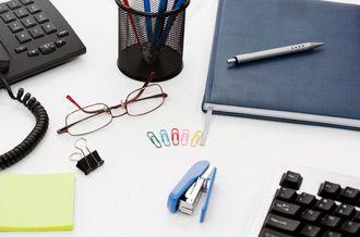 Aprende a organizar el escritorio de trabajo