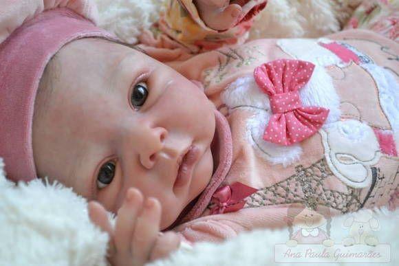 Bebê Júlia SOB ENCOMENDA