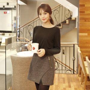 Korea Womens Luxury Shopping Mall [mimindidi] Leone ♡ sk / Size : S,M,L / Price : 46.09 USD #korea #fashion #style #fashionshop #apperal #luxury #lovely #mimididi #skirt #dailylook