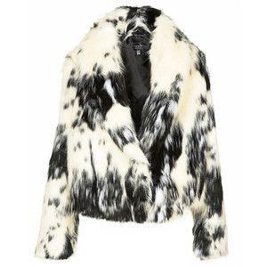 1000  ideas about White Faux Fur Coat on Pinterest | Fur fashion