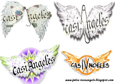 #CasiAngeles Las 4 alas