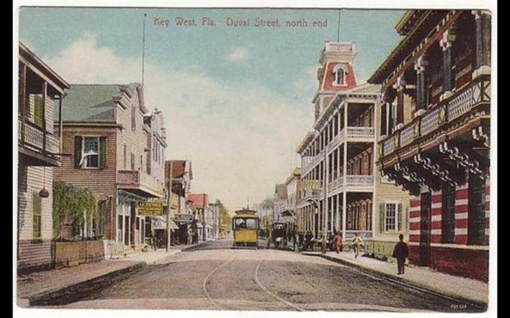 Duval Street ~ Key West, FL