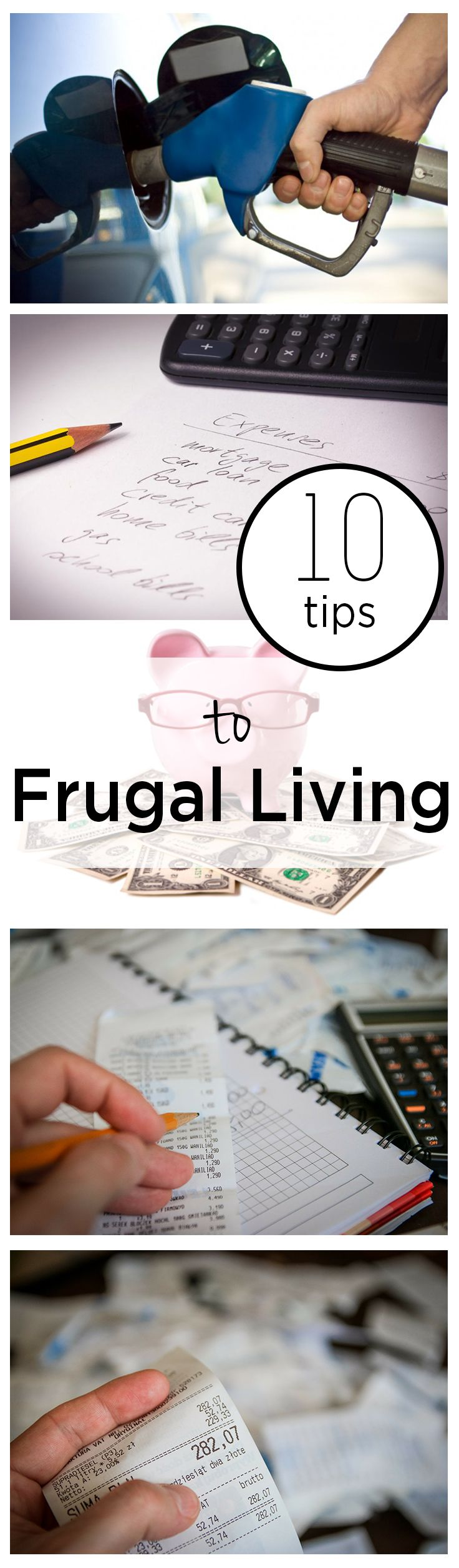 10 Tips to Frugal Living