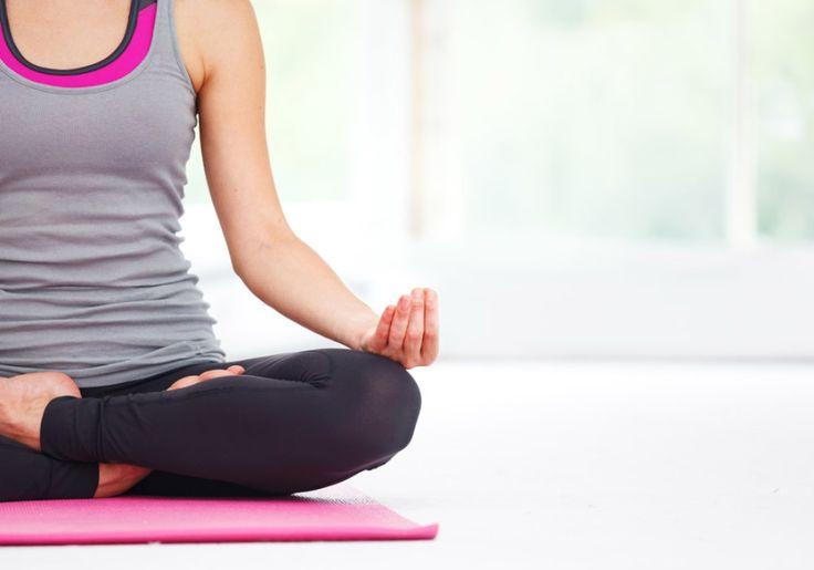 6 yogaövningar för nybörjare