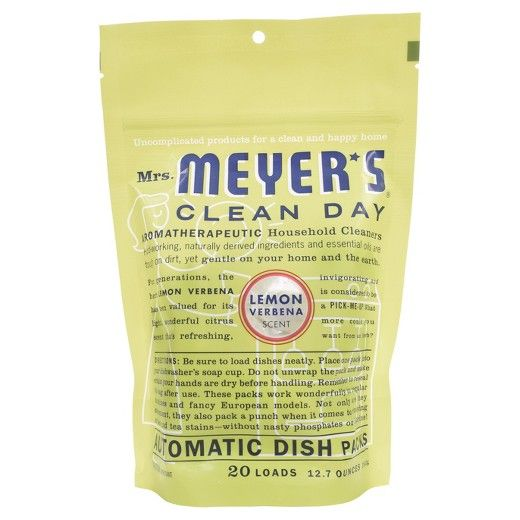 Mrs Meyer S Clean Day Dish Soap Is Rich Thick And Makes Grease