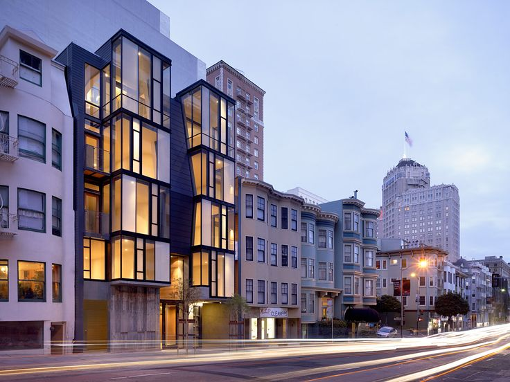 Modern Architecture San Francisco 37 best san francisco townhomes images on pinterest | architecture