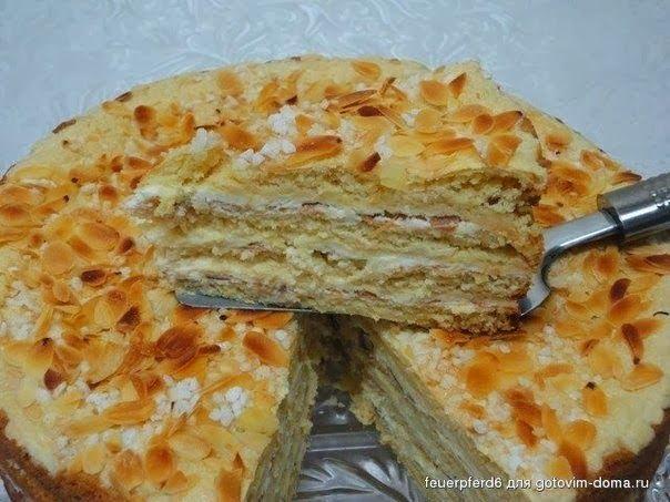 Домашние Рецепты как у мамы: Божественный тортик