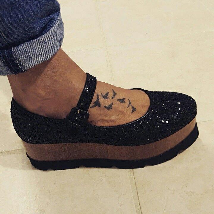#shoes #tatoo #rosangelaboutique