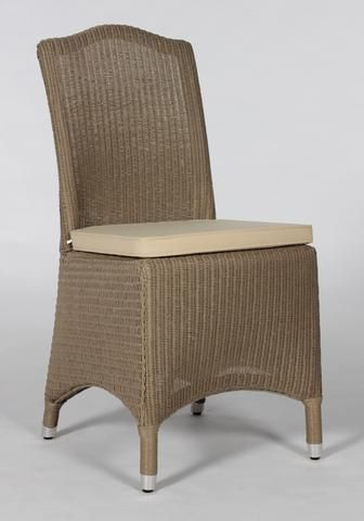 Lloyd Loom Napoleon Chair #Meyerandmarsh