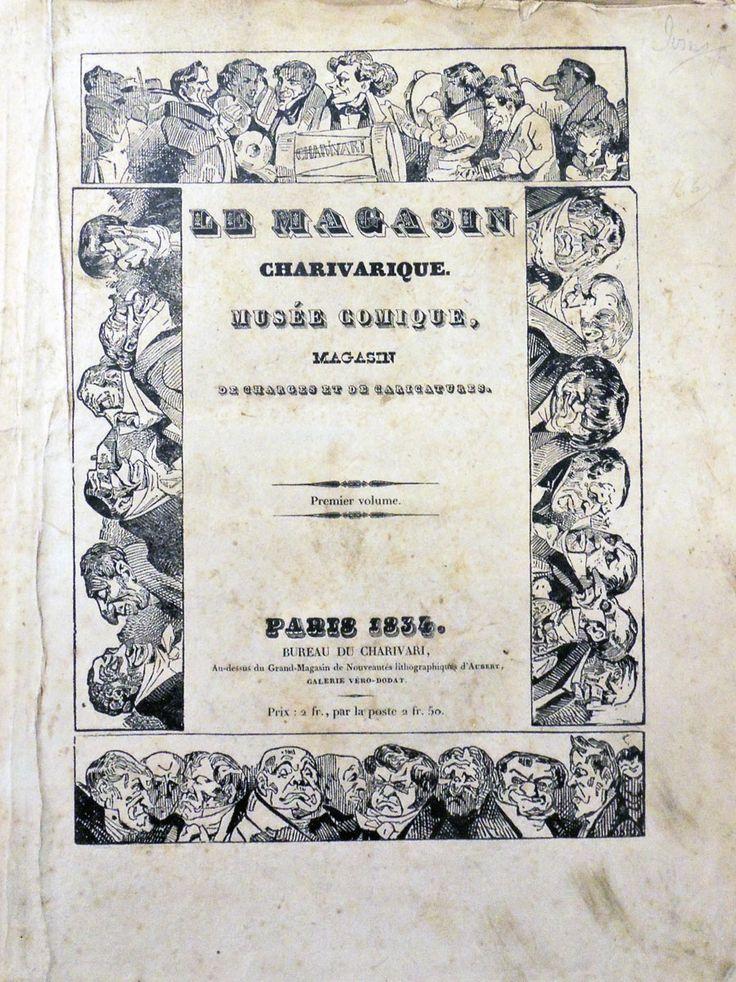 Le Magasin charivarique   Graphic Arts