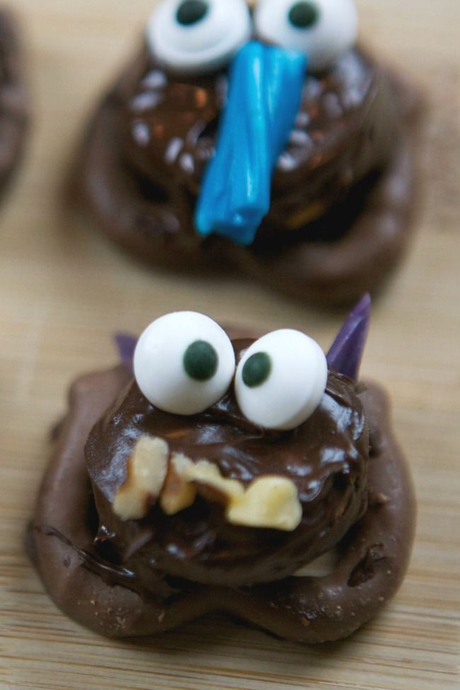 Monster Party Food Idea for halloween