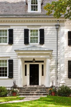 New House - Fairfield, CT - traditional - exterior - other metro - Peter Zimmerman Architects