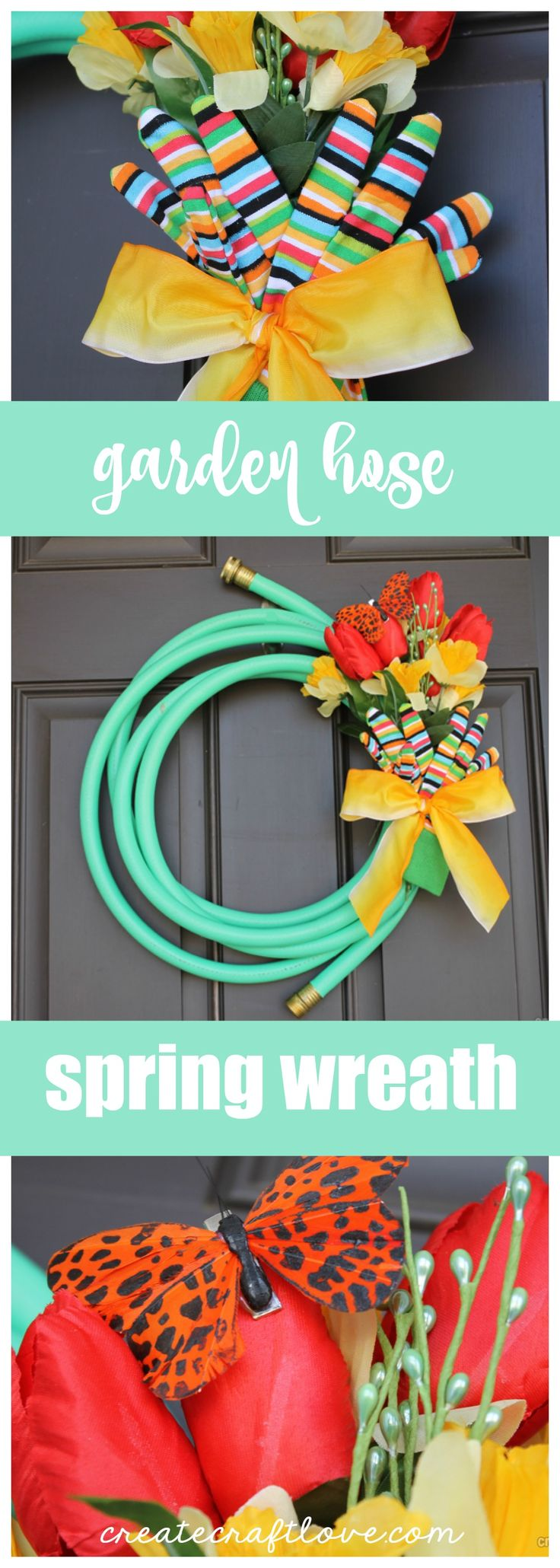 276 best home decor crafts and ideas with landeelu images on beautiful diy spring wreaths to make solutioingenieria Images