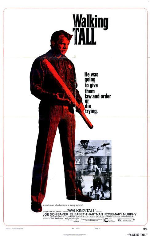381 best movies images on pinterest livros movie and cinema walking tall an astonishing action packed thriller the critical and box office sensation walking tall stars joe don baker the dukes of hazzard as buford fandeluxe Image collections