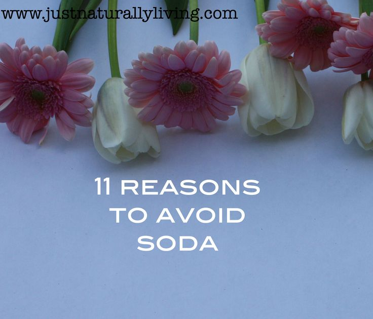 Soda can lead to all kinds of health issues including obesity, cancer and heart disease. Here are 11 reasons to avoid soda.
