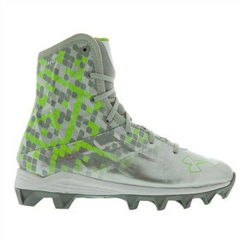 Under Armour Highlight RM Youth Football Cleats - Locked in ankle support and a sweet design!