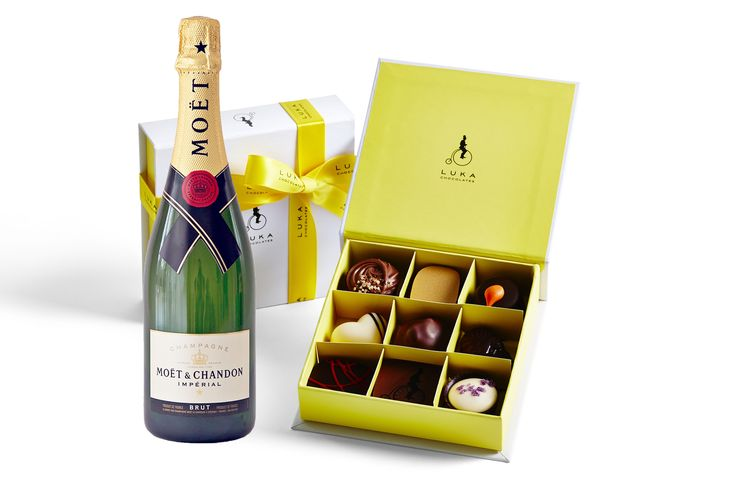 You can't go past this delicious gift - champagne & chocolate http://bit.ly/1XO0bi9