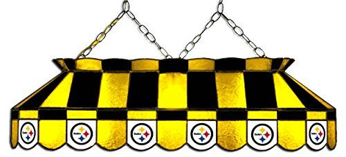 Pittsburgh Steelers Pool Table Light